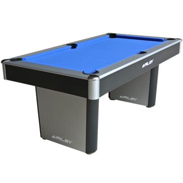 6ft American Pool Table | Blue