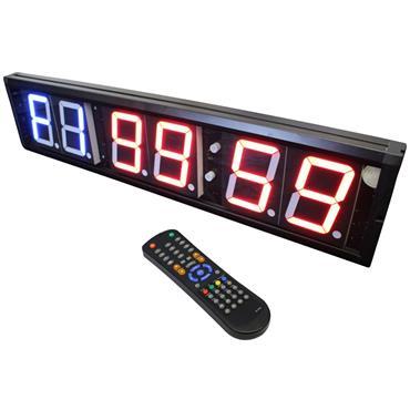 Jordan Digital Timer Clock - 6 Digit UK 3 Pin Plug