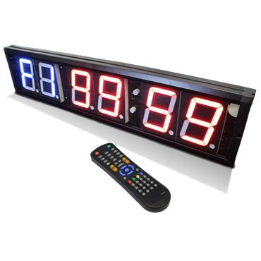 Digital Timer Clock - 6 digit