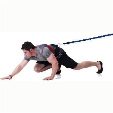 Jordan Double Swivel Viper Belt (includes 2 Pro Flexi cords)