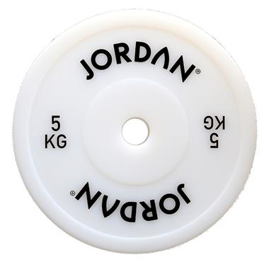 Jordan Fitness Olympic Hollow Technique Plate | 2.5kg