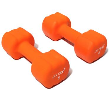 Jordan Ignite Neoprene Studio Dumbbells | 8kg