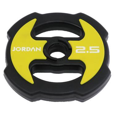 Jordan Fitness Ignite V2 Urethane Studio Barbell Plate