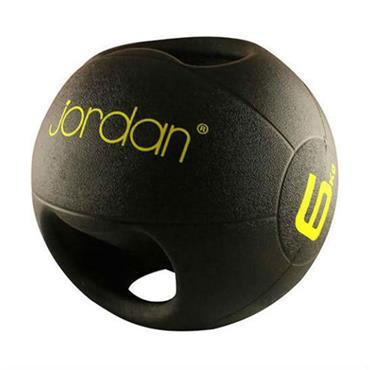 Jordan Double Grip Medicine Ball | 6kg (Yellow)