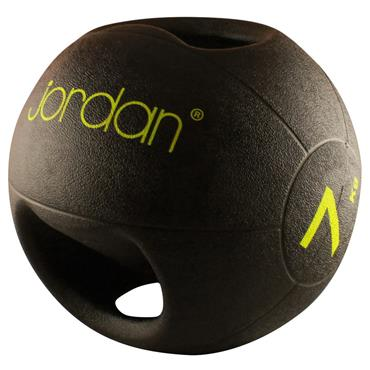 Jordan Double Grip Medicine Ball | 7kg (Green)