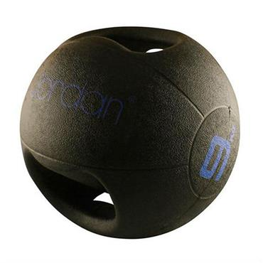 Jordan Double Grip Medicine Ball | 9kg (Blue)