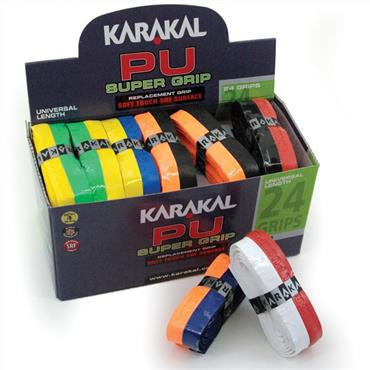 Karakal PU Duo Super Grip Assorted Colours