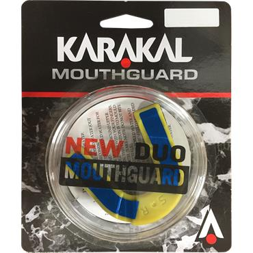 Karakal Gumshield - Senior - Royal/Yellow