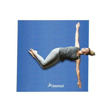Square Yoga Mat | 6mm (Royal Blue)