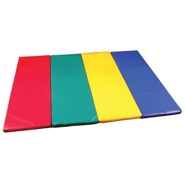 Beemat Set Of 4 Tumbling Mats - One Each Colour