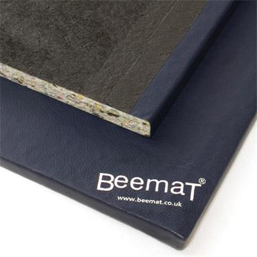 Beemat Deluxe Chipfoam Mat with Latex Base | 6ft X 4ft X 1""