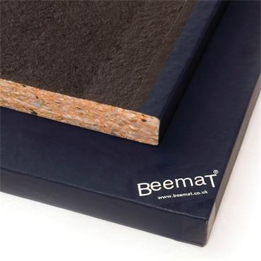 Beemat Agility Mat with Bonded PVC Cover | 6ft X 4ft X 2in