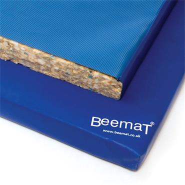 """Beemat Agility Mat with Sewn Cover 6 X 4 X 2"""""""