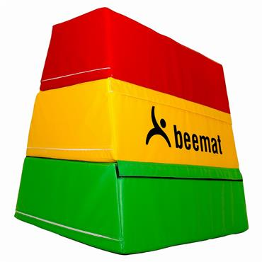 Beemat Foam Vaulting Box - (3 Section)