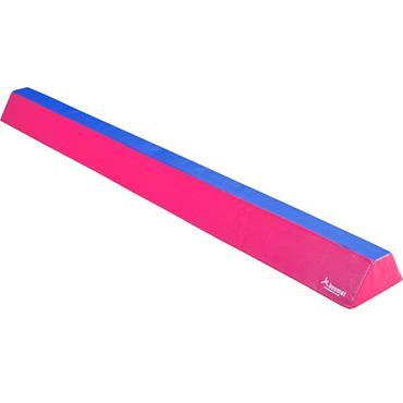 Beemat Pink Balance Beam 2m