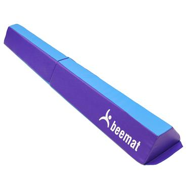 Beemat Foldable Purple Balance Beam