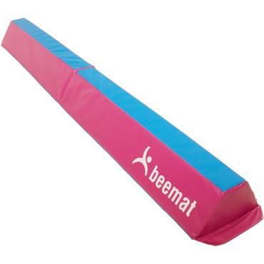 Beemat Foldable Pink Balance Beam