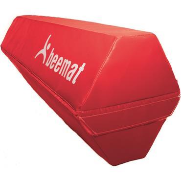Beemat Foldable Red Balance Beam