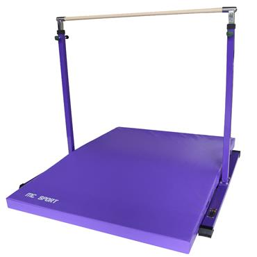 McSport Gymnastics High Bar & Mat (Pack)