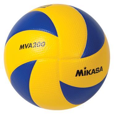 Mikasa MVA200 Microfibre Cover Volleyball (FIVB)