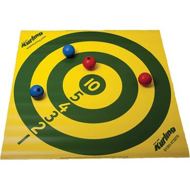 New Age Numbered Kurling Target