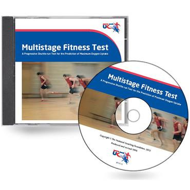 NCF Bleep Test Shuttle Run CD