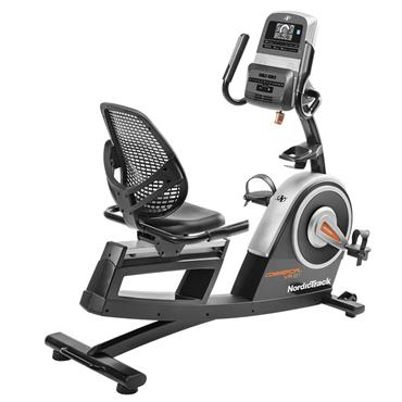 NordicTrack VR21 Recumbent Bike