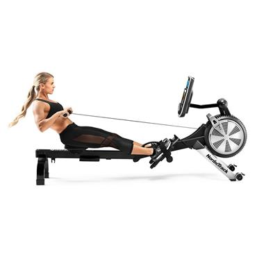 Nordictrack RW 850 Rower + Tablet included