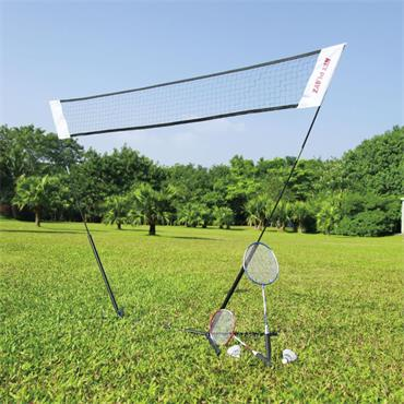 Netplayz Quick Setup Badminton Set