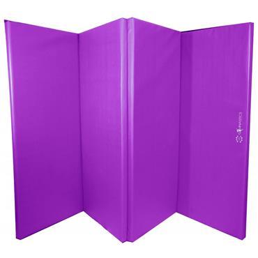 Sure Shot Foldable Mat (Purple)