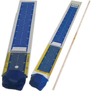 Eveque Vertical Jump & Pacesetter Pole