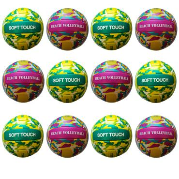 Bellco Beach Volley Balls 12 Pack