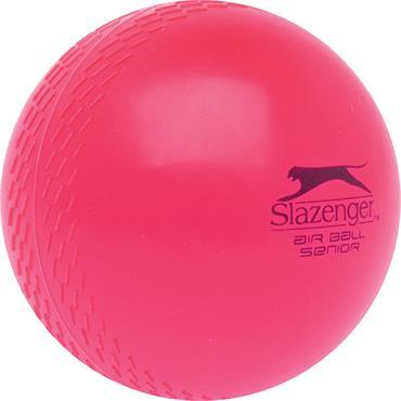 Slazenger Pink Cricket Air Ball