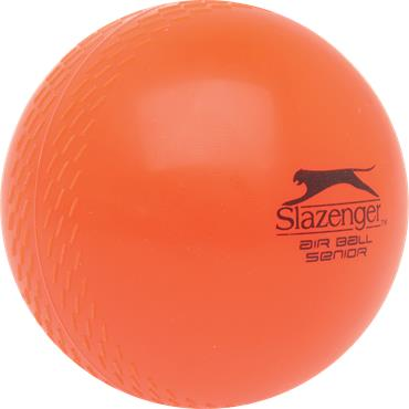 Slazenger Orange Cricket Air Ball