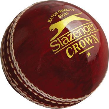 Slazenger Crown Cricket Match Ball