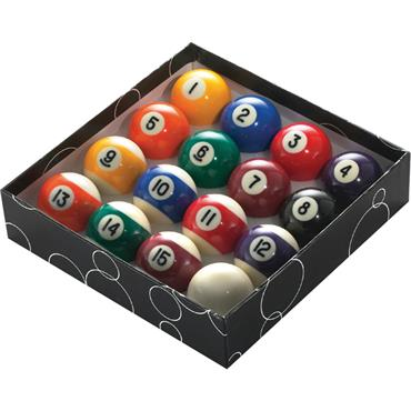 Powerglide Spots & Stripes Pool Ball Sets