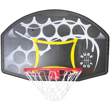 Sure Shot 506 Retail Backboard and Ring