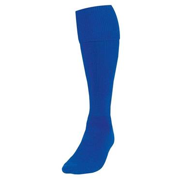Precision Plain Football Socks | Royal Blue