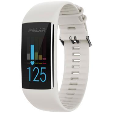 Polar A370 Fitness Watch | White