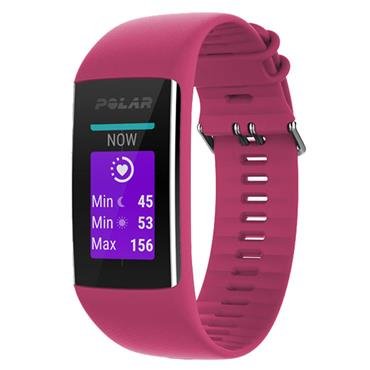 Polar A370 Fitness Watch | Ruby Red