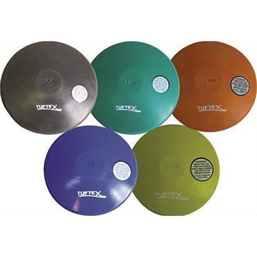 Tuftex Coloured Rubber Discus