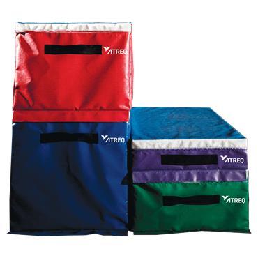 Atreq Soft Plyometric Boxes (300mm-600mm)