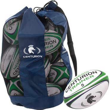 Centurion Nemesis Training Ball 12 Pack (Sizes 3-4-5)