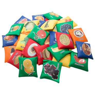 First-play Nutrition Beanbags Set