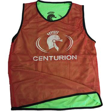Centurion Mesh Reversible Bib | ( Red / Green)