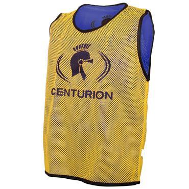 Centurion Mesh Reversible Bib | ( Blue / Yellow)