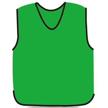 Precision Mesh Training Bib | (Green)