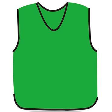 Precision Mesh Training Bib | (Green)