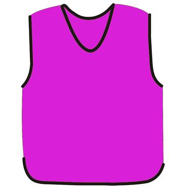 Precision Mesh Training Bib | (Pink)