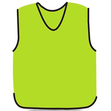 Precision Mesh Training Bib | (Yellow)